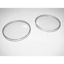 Honda CB750 K0 Gauge lens set (2 pcs)