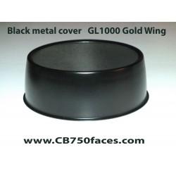 Honda Goldwing metal gauge cover
