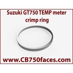 Suzuki GT750 TEMP meter crimp ring