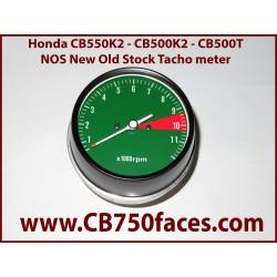 1976 Honda CB550 CB500 tacho meter