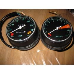 Honda CB750 K0 Gauge restoration service