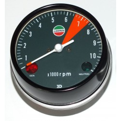 Restored Laverda ND tacho meter rev counter